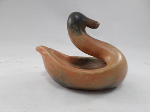 Swan Bowl by Catherine Canty-A